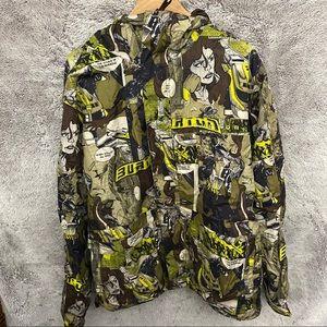 Burton Poacher Mens SNowboard Jacket